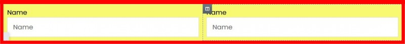 You Now Have Two Columns With A Name Field In Each